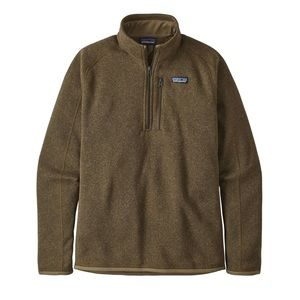 New Patagonia Better Sweater 1/4 Zip Men's L